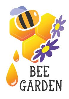 logo bee garden (2)