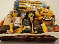Cesta de productos de Bee Garden (www.beegardenmalaga.com)
