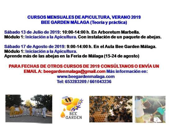 Cartel 2019 PRIMEROS Cursos Verano 2019
